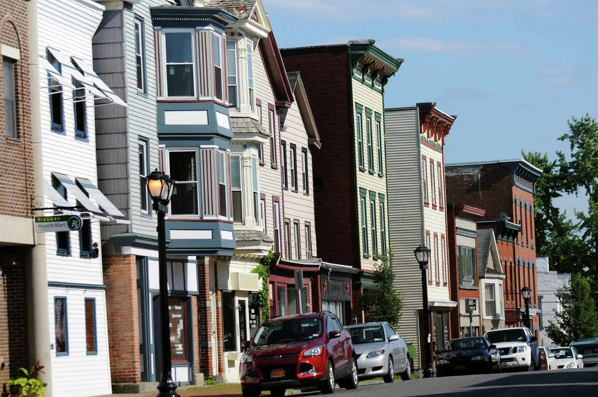 Remsen Street on Friday, June 26, 2014, Cohoes, N.Y. (Cindy Schultz / Times Union)