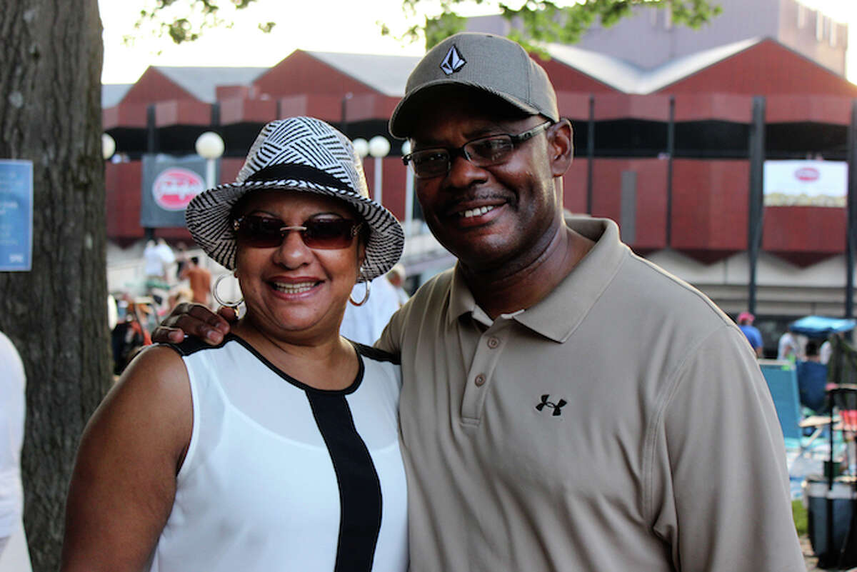 Were you Seen on day one of the two-day Freihofer's Saratoga Jazz Festival at SPAC in Saratoga Springs on Saturday, June 28, 2014? The festival continues on Sunday.