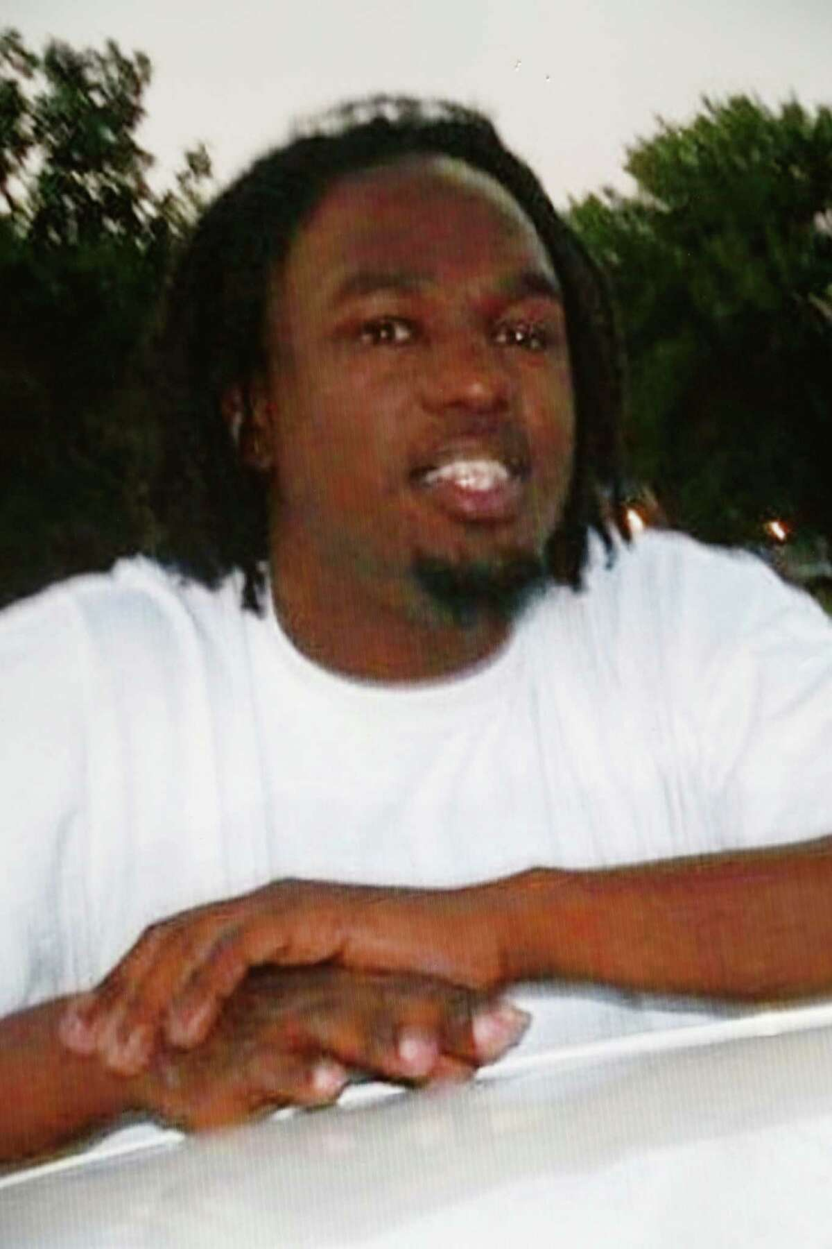 Eric Eugene Pink was 24 when he was shot to death in 2010. His case, assigned to Sgt. Ryan Chandler, remains unsolved.