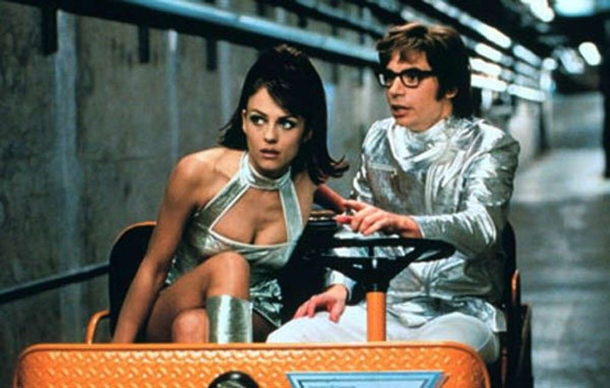 Austin Powers: International Man of Mystery (1997)   Austin Powers: The Spy Who Shagged Me (1999) Leaving Netflix July 1 A 1960s secret agent is brought out of cryofreeze to oppose his greatest enemy in the 1990s, where his social attitudes are glaringly out of place.