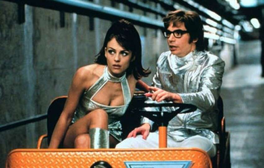 Austin Powers: International Man of Mystery (1997) | Austin Powers: The Spy Who Shagged Me (1999) Leaving Netflix July 1 A 1960s secret agent is brought out of cryofreeze to oppose his greatest enemy in the 1990s, where his social attitudes are glaringly out of place.