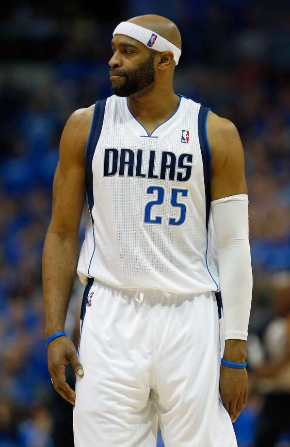 29. Vince Carter, G/F, Dallas MavericksCarter might not be amazing as often, but he still shows flashes and has enough left in the rest of his game to be valuable off the bench. Photo: Tom Pennington, Getty Images