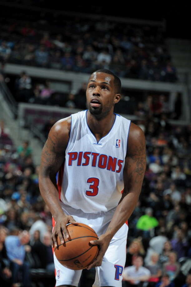 27. Rodney Stuckey, G, Detroit Pistons Stuckey quietly had a good year last season, but can be limited, especially from the 3-point line, for a scoring guard. He could get interest for a team in need of a scoring punch off the bench. Photo: Allen Einstein, NBAE/Getty Images / 2014 NBAE