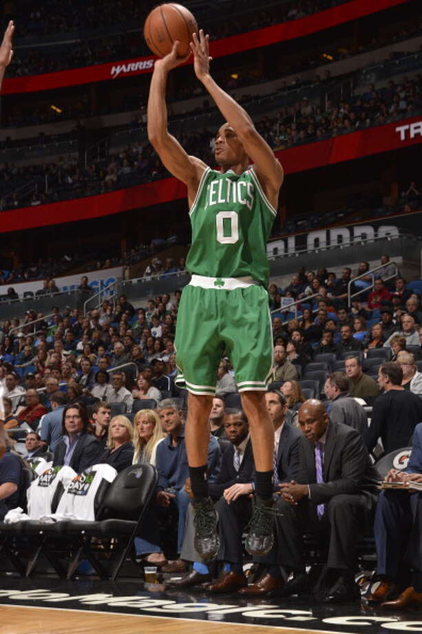 25. Avery Bradley, G, Boston CelticsThe Celtics have indicated that they want him back, but if they keep Rajon Rondo, the selection of Marcus Smart could make it tough to keep Bradley and his outstanding defense. Photo: Fernando Medina, NBAE/Getty Images / 2014 NBAE