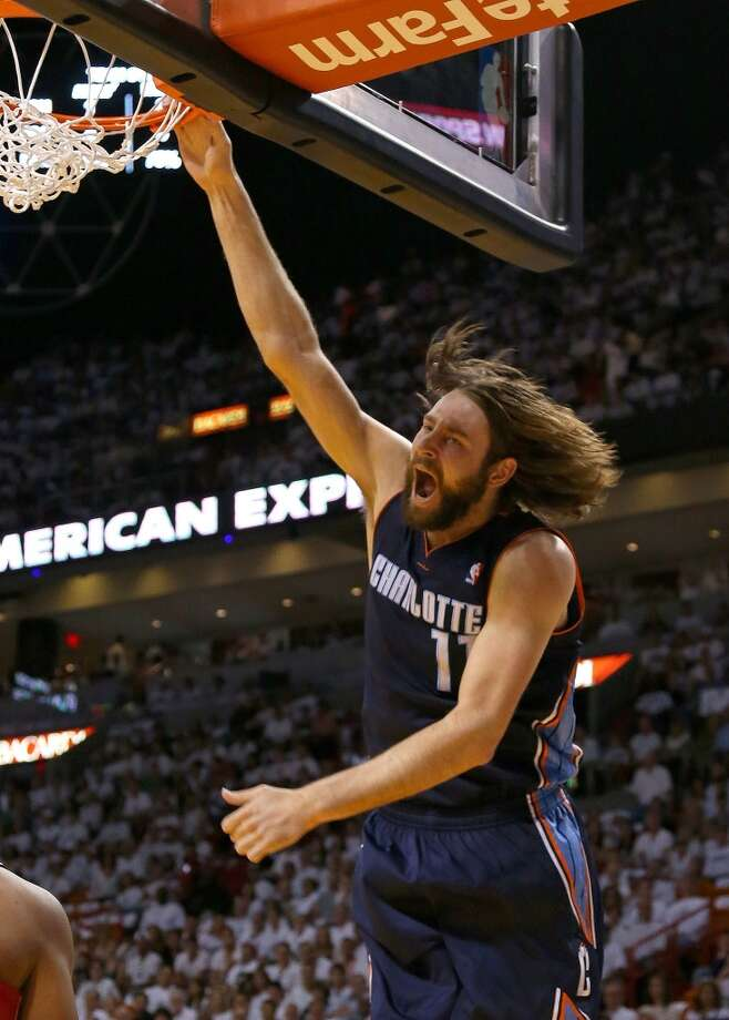 23. Josh McRoberts, F, Charlotte HornetsMcRoberts has done a good job making himself a valuable piece that would help a variety of teams as a range shooting power forward. He was a key in Charlotte, and could attract interest from a variety of strong teams. Photo: Mike Ehrmann, Getty Images