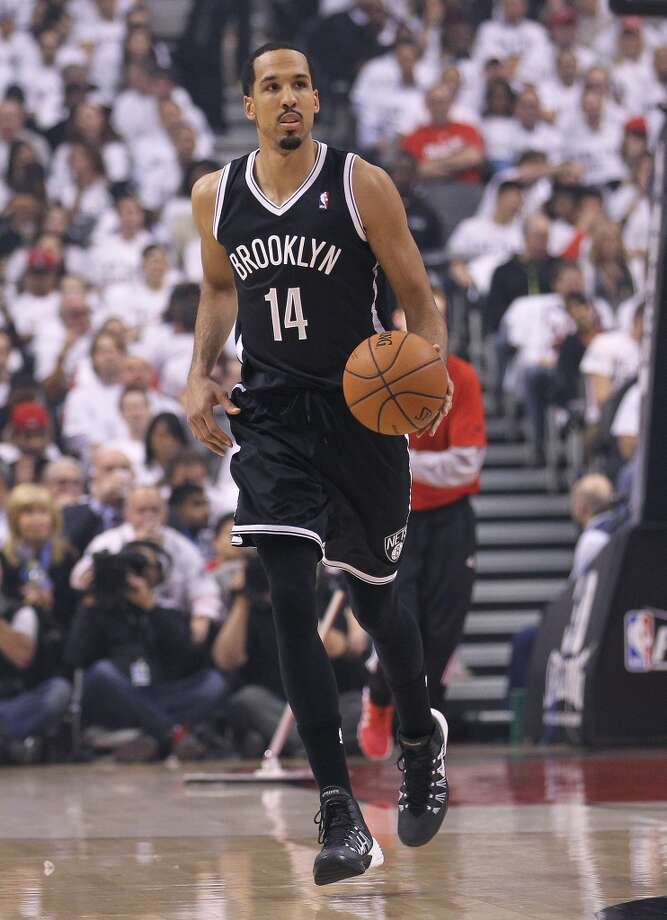 18. Shaun Livingston, G, Brooklyn NetsLivingston might  not be an option for extended playing time as a full-time point guard, but he exceled at the position last season. With the right role, could be an underrated pickup. Photo: Claus Andersen, Getty Images