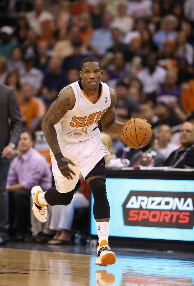 7. Eric Bledsoe, G , Phoenix Suns A restricted free agent, it is unclear whether the Suns would match any offer, but Bledsoe is sure to get significant contract offers. He has shown himself to be a dynamic scorer and disruptive defender that will attract attention from teams with cap room. Photo: Christian Petersen, Getty Images