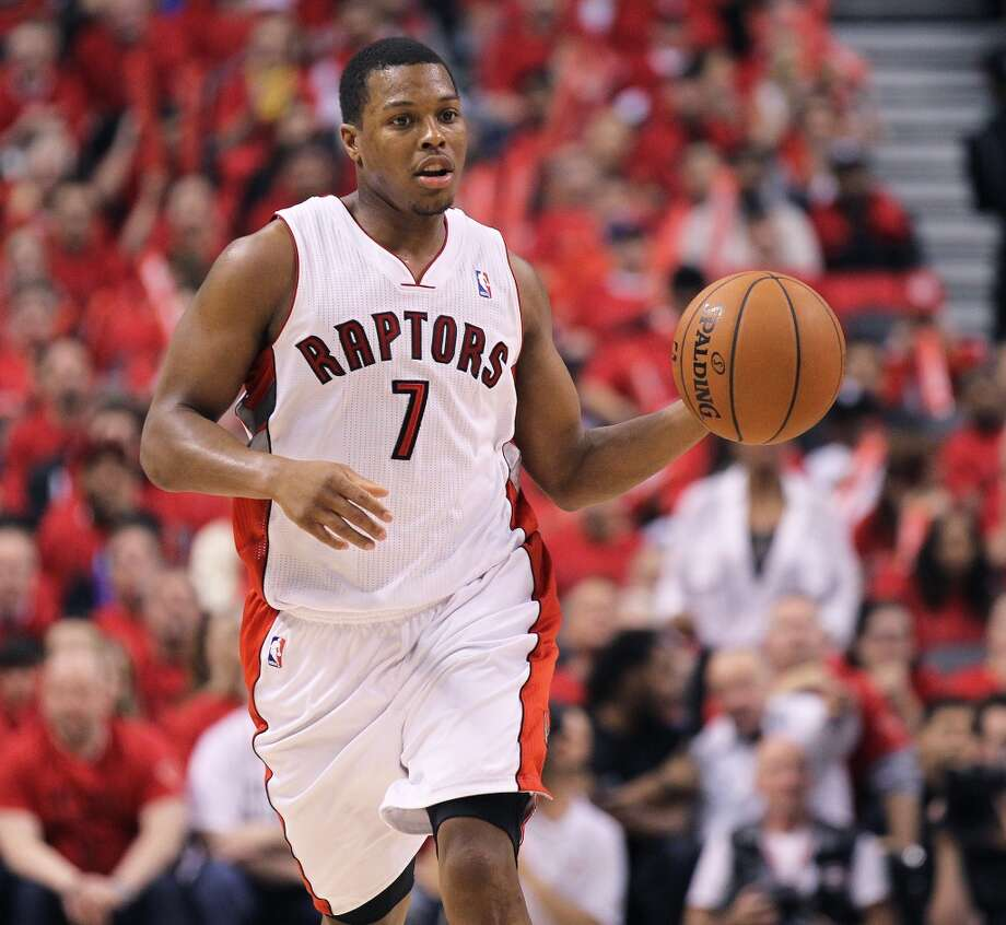 6. Kyle Lowry, G, Toronto Raptors Lowry drove the Raptors' strong season and is considered their top priority, but he has said he wants to compete for championships, and Toronto does not seem to be joining that echelon of contender any time soon. Photo: Claus Andersen, Getty Images