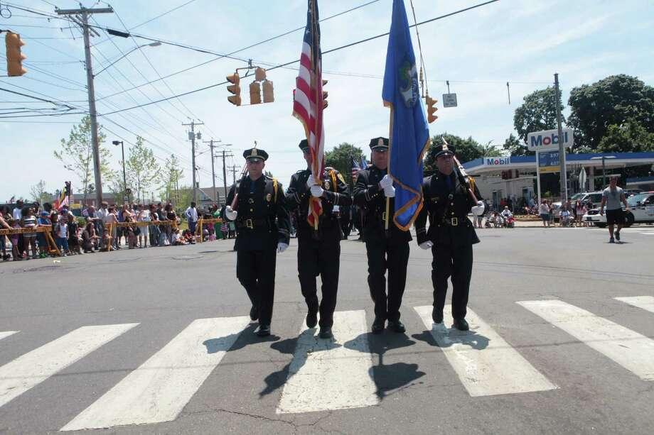 Barnum Festival Great Street Parade