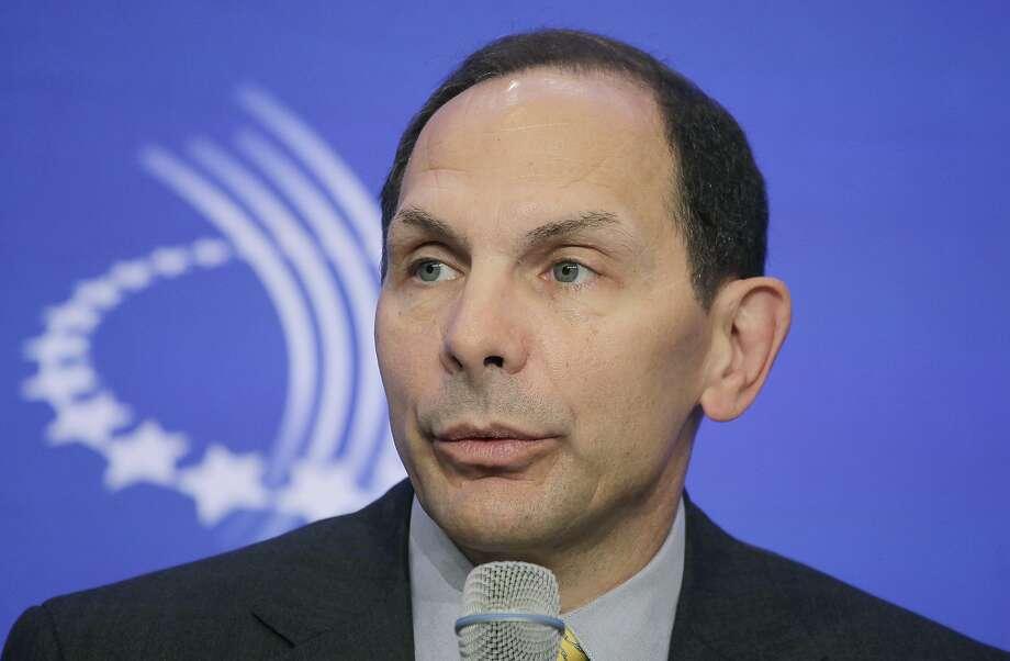 Robert McDonald, ex-CEO of Procter & Gamble, has been chosen to be the next VA secretary. Photo: Mark Lennihan, Associated Press