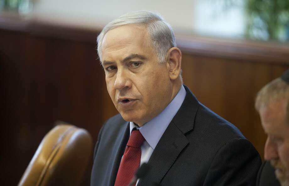 Prime Minister Benjamin Netanyahu warns of more violence. Photo: Dan Balilty, Associated Press