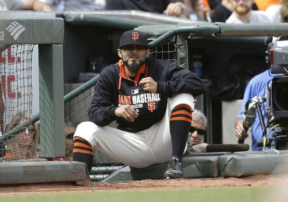 Sergio Romo has blown three of his past five save chances. Photo: Jeff Chiu, Associated Press