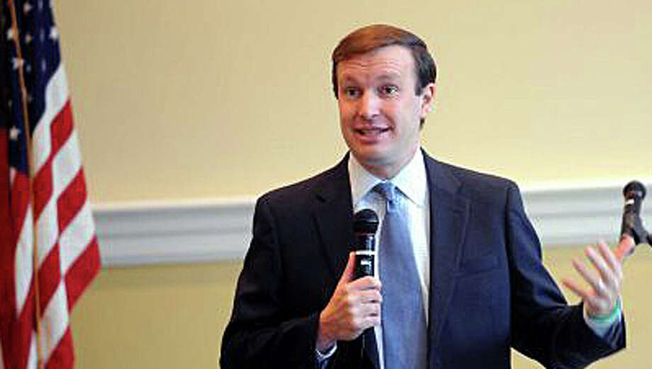 U.S. Sen. Chris Murphy, D-Conn., will host a public forum on the nation's foreign policy in Iraq and the Middle East at 5:30 p.m. today in Town Hall. Photo: File Photo / Westport News