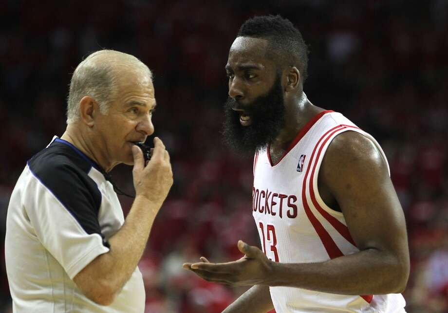April 20: Blazers 122, Rockets 120 (OT)  LaMarcus Aldridge was an unstoppable force and the Rockets couldn't hold on to a late 4th-quarter lead as the Blazers stole Game 1 from the Rockets at Toyota Center.  Series record: Portland leads 1-0 Photo: James Nielsen, Houston Chronicle