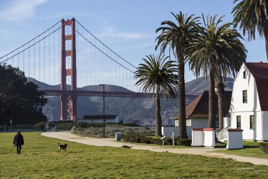 You can go check out the Golden Gate Bridge whenever you want. Photo: Tom Fox
