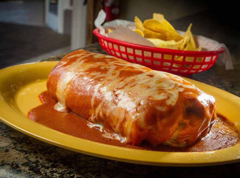 Burritos. Photo: John Storey, Special To The Chronicle