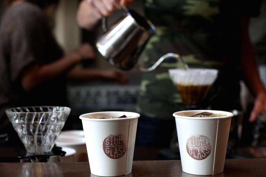 We've got some of the country's best coffee… Photo: Erin Lubin, Special To The Chronicle