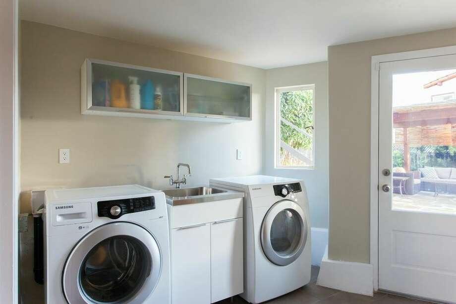 The laundry room Photo: Peter Lyons Photo