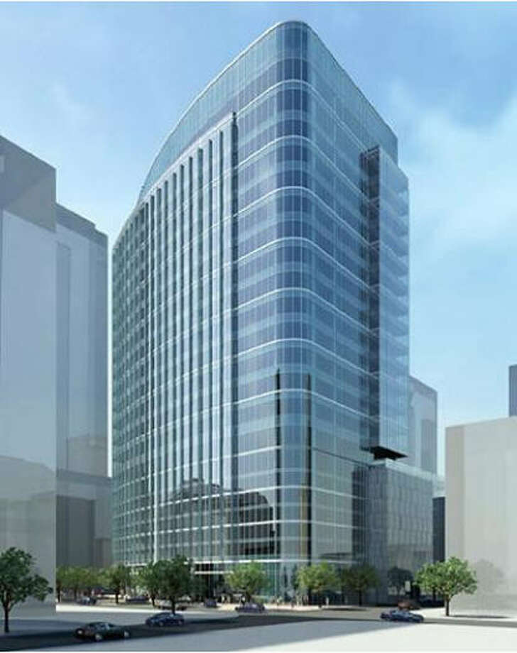 1111 Travis:This 23-story, 474,000 square-foot tower is under construction from 1110 Main Partners LP.