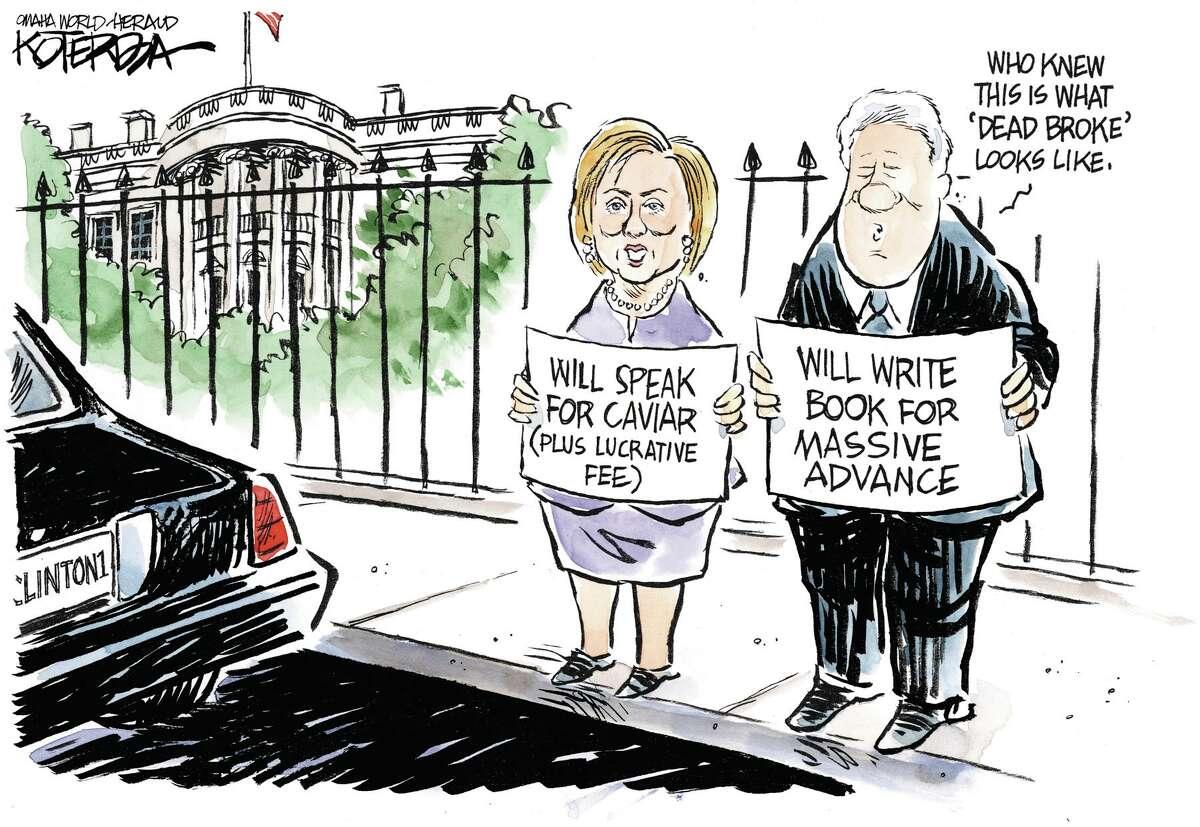 Jeff Koterba cartoon for June 11, 2014
