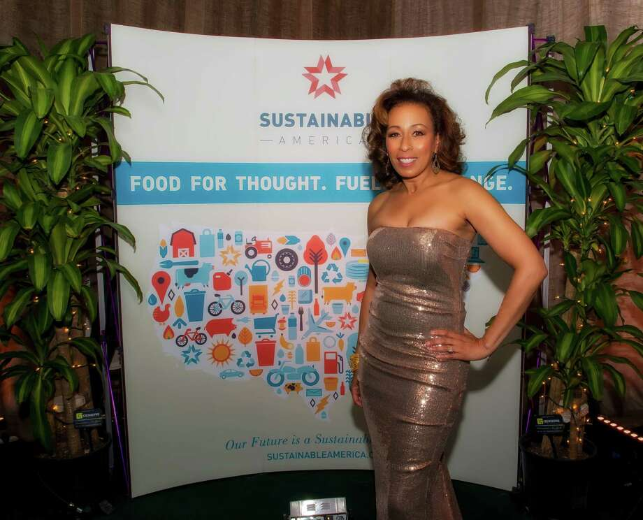 On June 26, Stamford-based Sustainable America, a non-profit founded by  Nick Tiller, held its inaugural gala and auction. The organization  focuses on education about, and facilitating investment in, emerging  companies in the sustainable food and fuel industries. Bridgeport Mayor  Bill Finch was in attendance, and the actress and singer Tamara Tunie  provided entertainment. Were you SEEN? Photo: Jay B. Wilson / JAY B WILSON