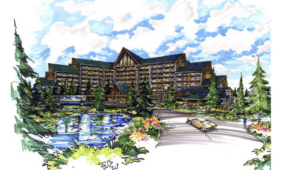 The Howe Caverns Resort and Casino released a rendering of its proposed facility in Howes Cave.