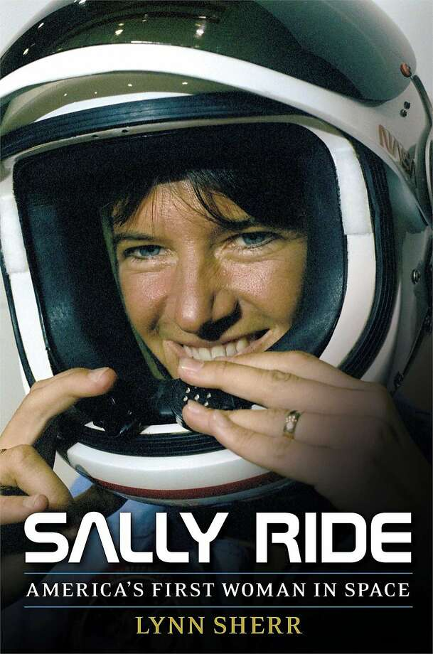 """Sally Ride: America's First Woman in Space,"" by Lynn Sherr Photo: Simon & Schuster"