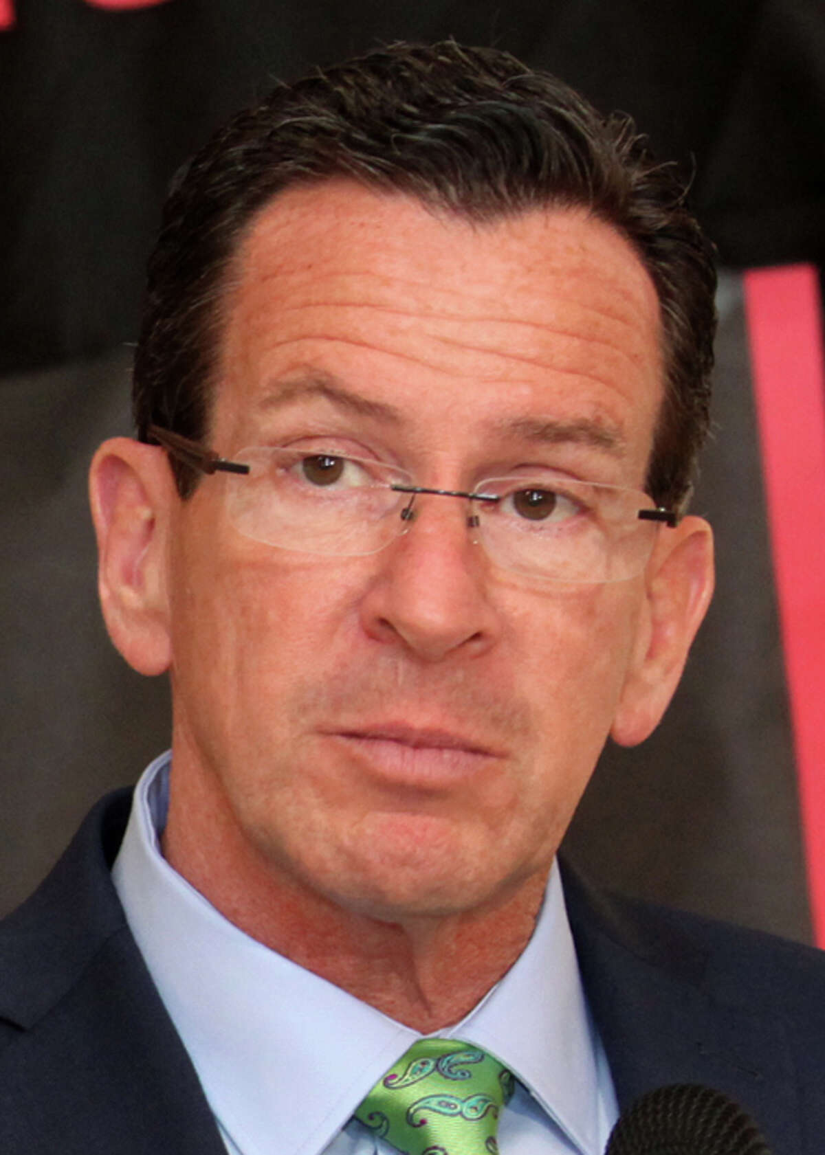 Governor Dannel P. Malloy, May 5, 2014.