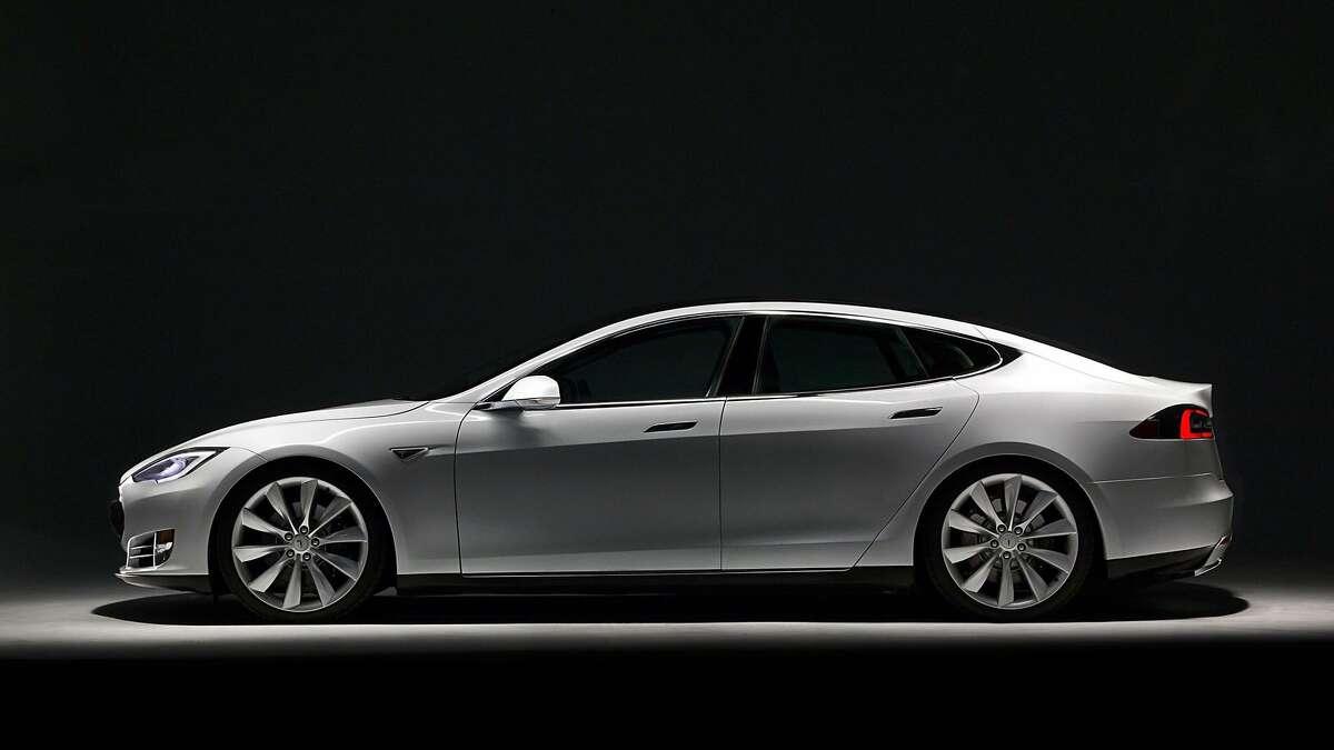 Tesla Motors' Model S.