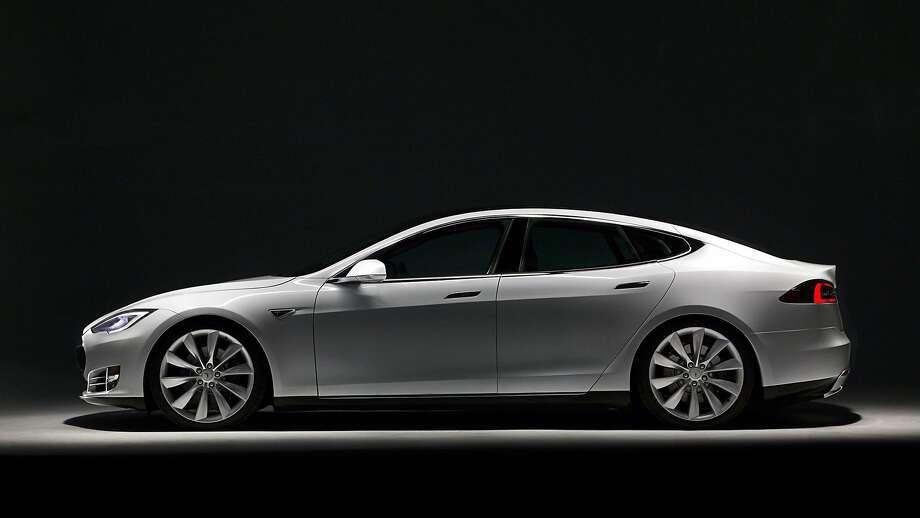 Tesla Motors' Model S Photo: Tesla Motors