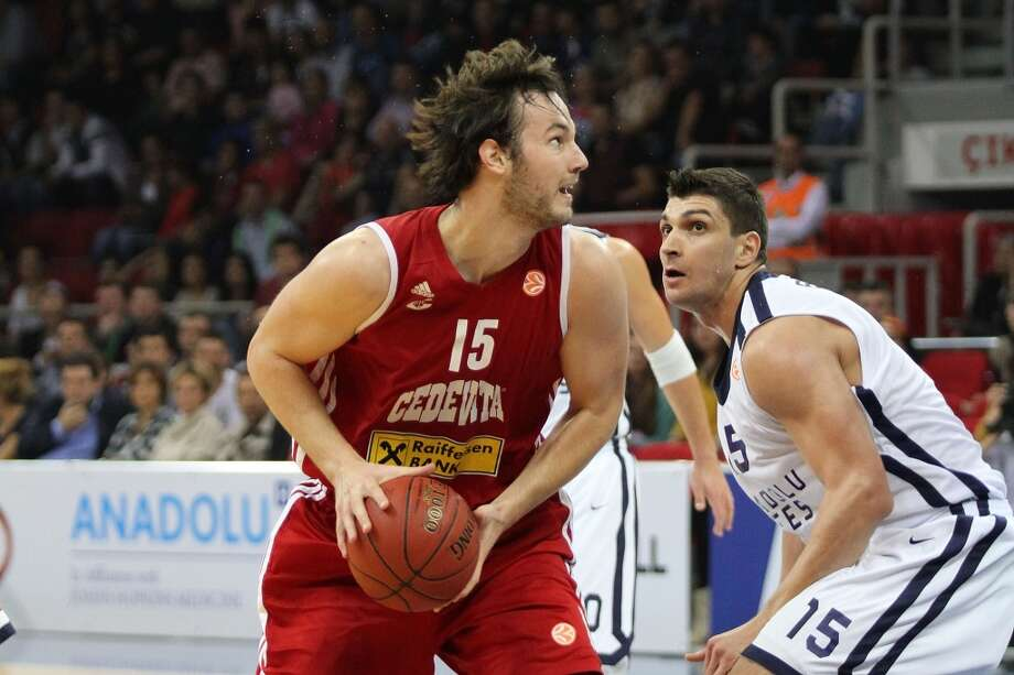 Orlando team:  Miro Bilan   6-11, 245 pounds Position: Center  The Croatian has played pro ball in his home country since 2006. Photo: Salih Zeki Sayar, EB Via Getty Images