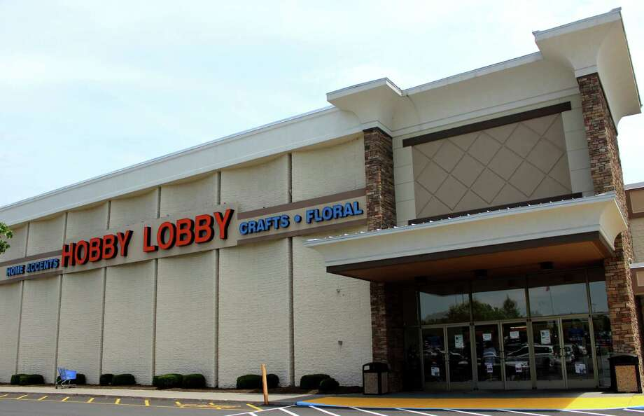 Exterior of Hobby Lobby in Colonie, N.Y. The chain retailer is opening another store on Wolf Road in Colonie. (Selby Smith / Special to the Times Union) Photo: Selby Smith / 00027581A