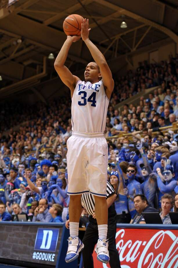 Las Vegas team:  Andre Dawkins  6-5, 215 pounds Position: Guard  Dawkins averaged 7.1 points per game during his four seasons at Duke. Photo: Lance King, Getty Images