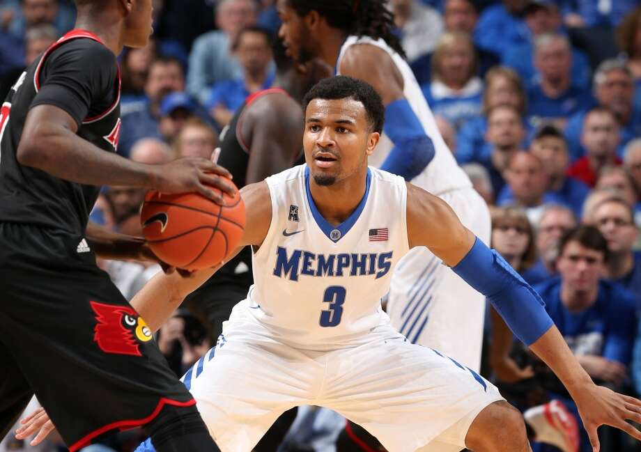 Orlando team:  Chris Crawford 6-4, 212 pounds Position: Guard  Crawford played four seasons at Memphis. Photo: Joe Murphy, Getty Images