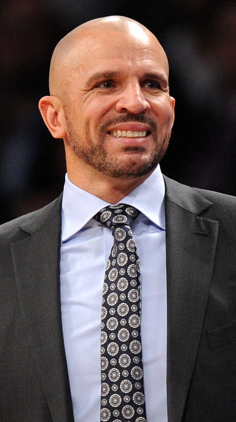 Jason Kidd went 44-38 in his only season as the Brooklyn Nets' coach, but then sought control of the basketball operations department and was denied. Photo: Maddie Meyer / Getty Images / 2013 Getty Images