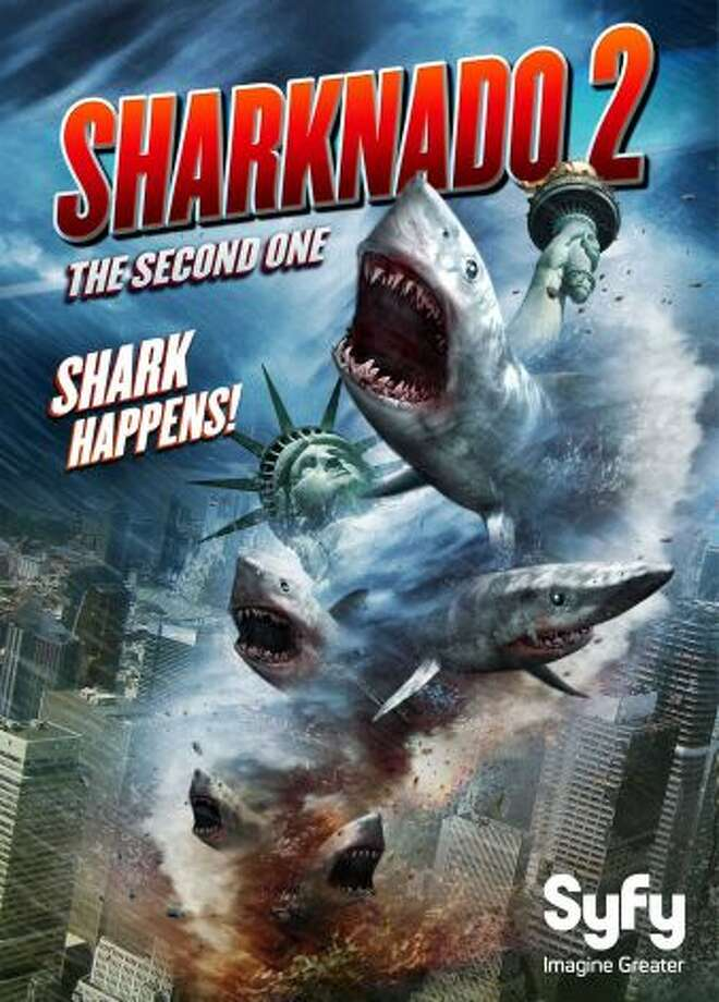 The Holy Grail of sci-fi flicks premiered last night and the Oscar-worthy 'Sharknado 2: The Second One' spawned a slew of Internet snark.Take a look at the best memes and tweets taking a bite out of the film.