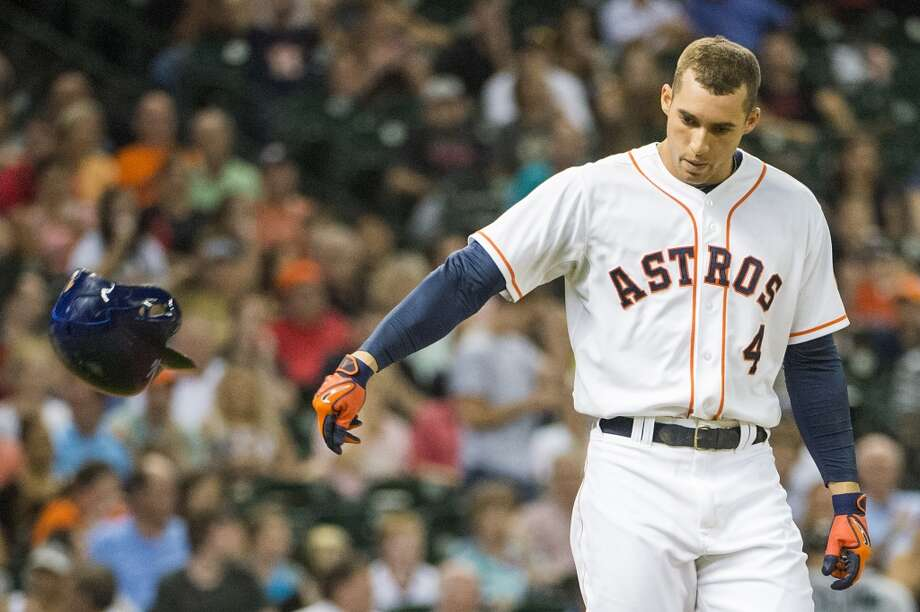 June 30: Mariners 10, Astros 4  The Mariners ran the Astros out of the park with four long balls in the series-opener.  Record: 36-48. Photo: Smiley N. Pool, Houston Chronicle