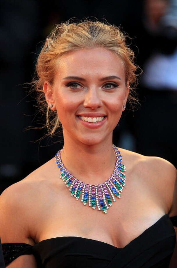 """""""Under the Skin"""": Scarlett Johansson attends the premiere last year.  The movie, which opened this year, has none of the six tendencies. Photo: Danny Martindale, WireImage / 2013 Danny Martindale"""