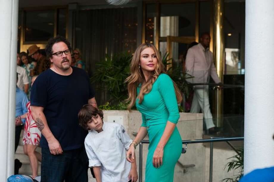 Chef Carl Casper (Jon Favreau) suddenly quits his job at a prominent Los Angeles restaurant. Finding himself in Miami, he teams up with his ex-wife (Sofia Vergara), his friend (John Leguizamo) and his son to launch a food truck. Watch the movie at the Ridgefield Payhouse on Sunday. Click here for showtimes.