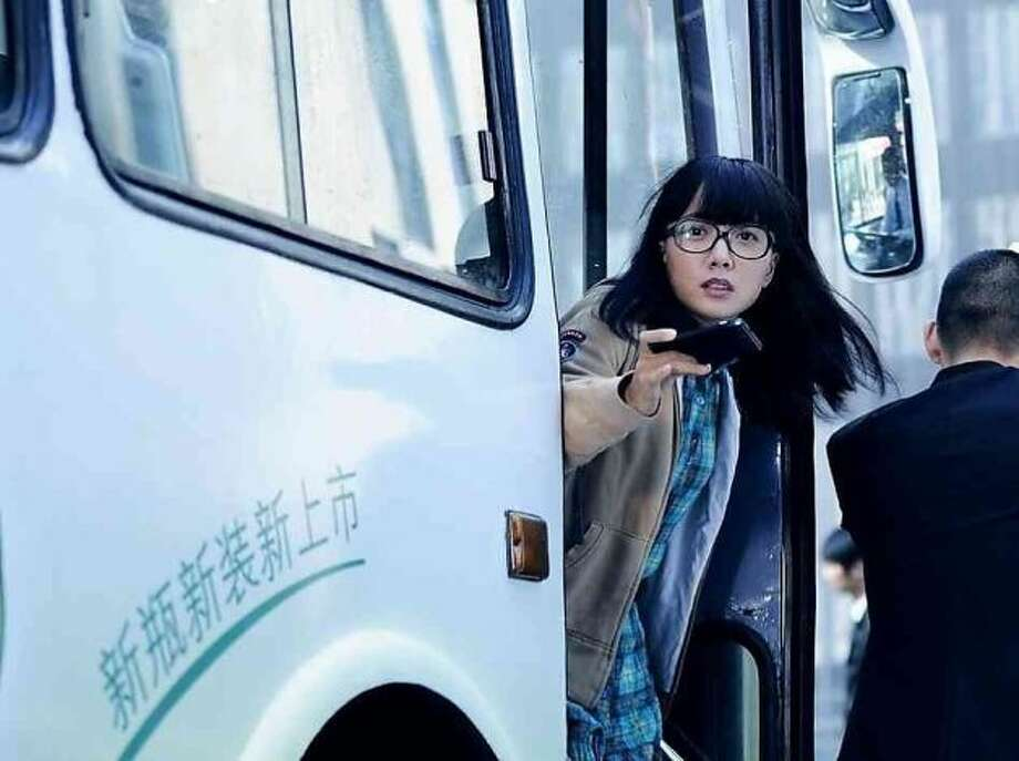 CAUGHT IN THE WEB:  This Chinese film attempted to be topical, but it felt years behind the times, and it contained none of the other tendencies.