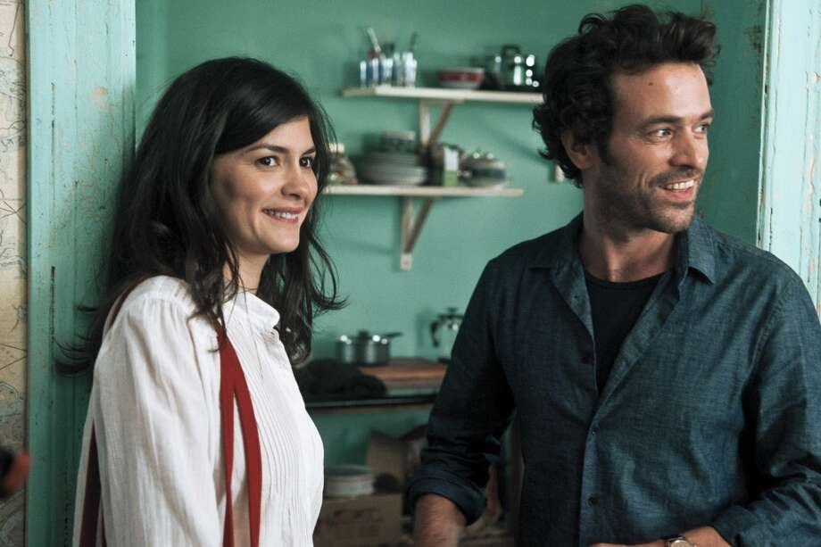Audrey Tautou and Romain Duris  in CHINESE PUZZLE: Some timeless elements (about getting older), but nothing else.