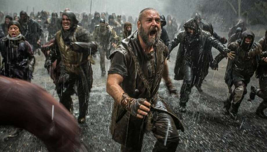 Noah: Timely and timeless, with the overarching consciousness of director Darren Aronofsky present.