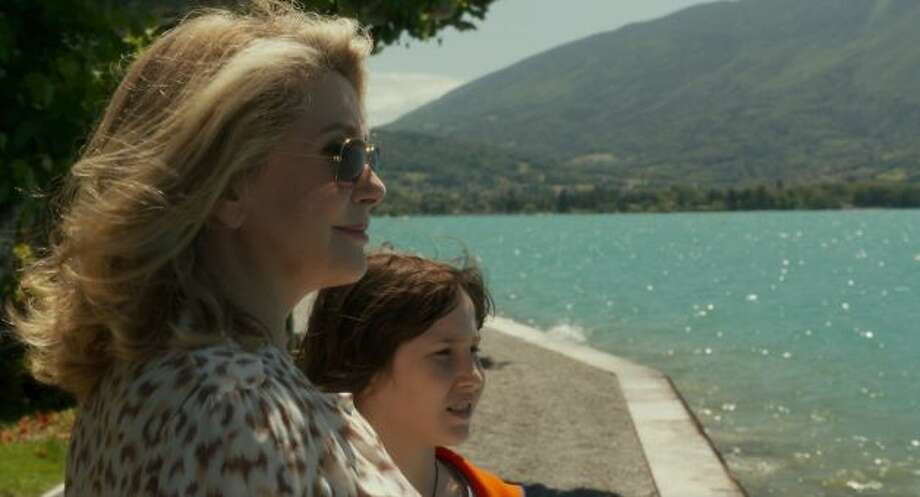 ON MY WAY:  A great performance by Catherine Deneuve, but she can't single-handedly take this into the future.
