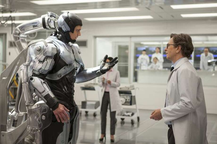 ROBOCOP:  Intentionally timely, it strives for timelessness but doesn't quite succeed.