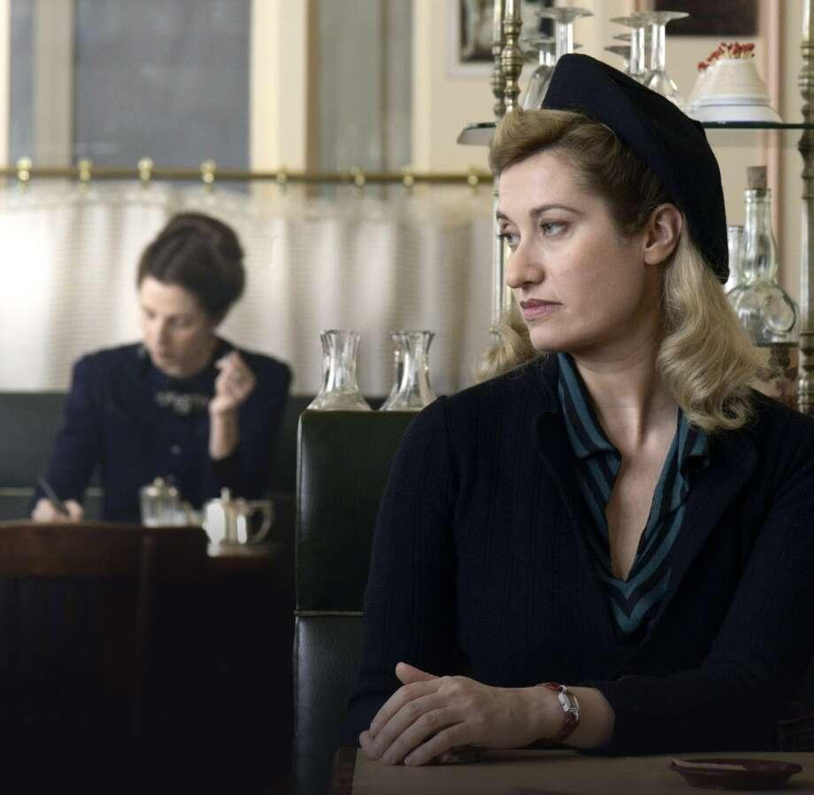 VIOLETTE:  Close to classic, but not quite.  But worth seeing, for Emmanuelle Devos' amazing performance as novelist Violette Leduc.