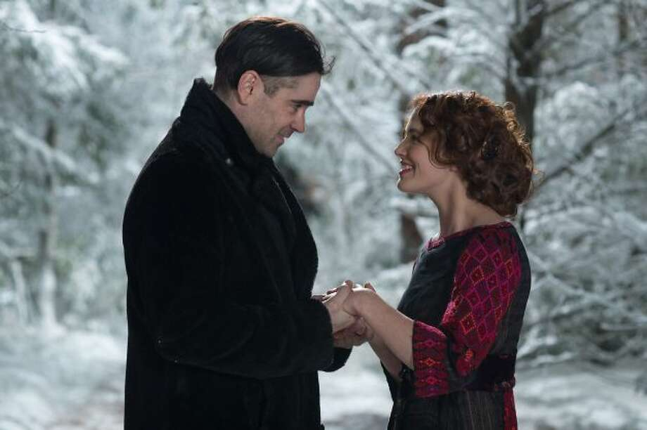 THE WINTER'S TALE:  A strange movie with some story problems, but it has a way of lingering in the mind.