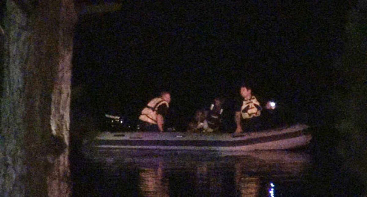Authorities received the call about 1:30 a.m. Tuesday of a possible drowning on Royal Lake in northeast Montgomery County. A man on a floating platform in the lake said his 20-year-old friend was swimming out to him and vanished underwater. Divers recovered the body about 3:15 a.m. Read more at Montgomery County Police Reporter.