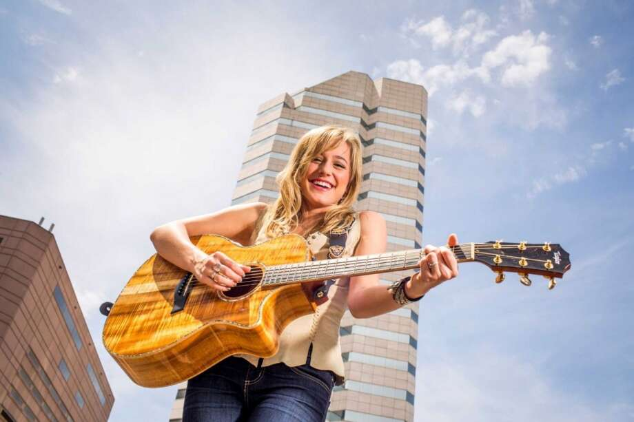 "Mary Sarah teams up with country legends on new album ""Bridges."" Photo: Eric Kayne, Houston Chronicle"