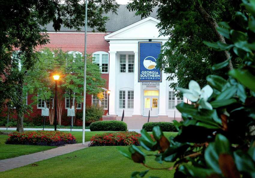 24. Georgia Southern University -- The university in Statesboro, Georgia averages 212 sunny days a year and offers a variety of outdoor activities.