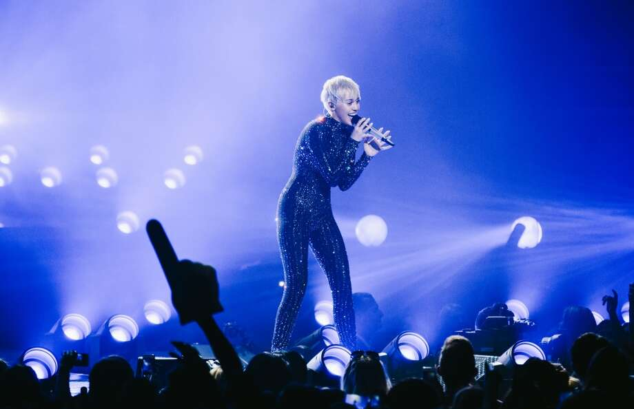 MILEY  CYRUS: BANGERZ TOUR -- Pictured: Miley Cyrus -- (Photo by: Olivia Malone) Photo: Olivia Malone/NBC, Olivia Malone